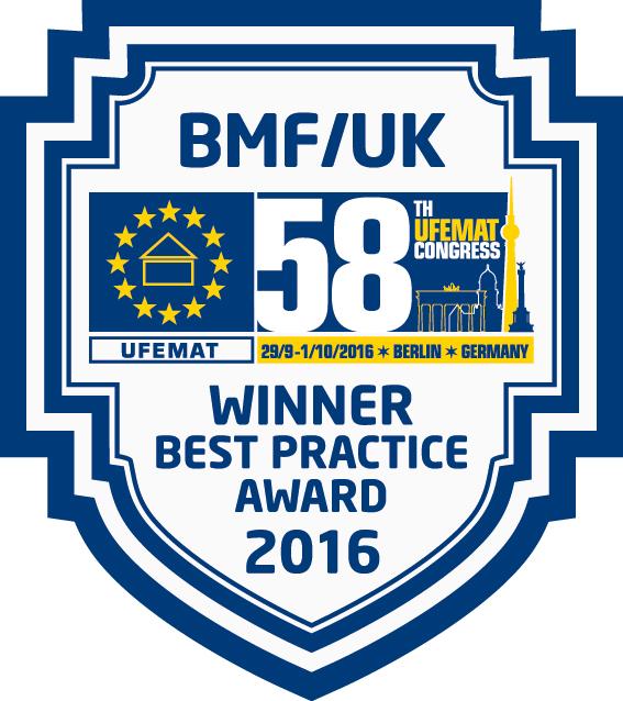 UFEMAT Best Practive Award