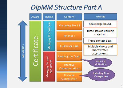 DipMM Structure Part A