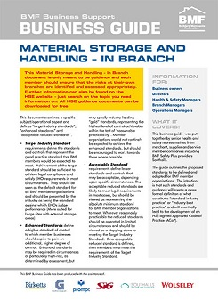 Material storage business guide