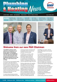 BMF Plumbing and Heating News Winter 2018
