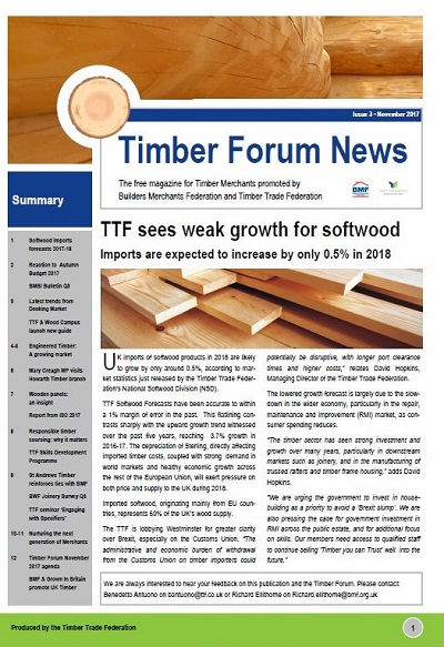 Timber Forum News November 2017