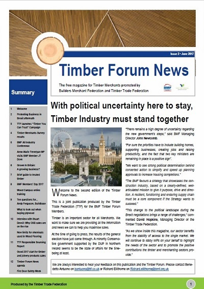 Timber Forum News June 2017