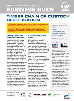 Timber chain of custody business guide