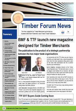 Timber Forum News