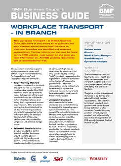 Workplace transport business guide