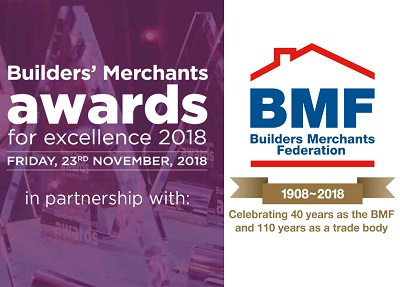 Builders' Merchants Awards for Excellence 2018