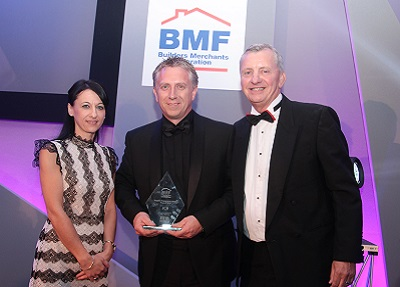 BMF Supplier Engagement Award 2016 - JCB
