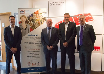 New BMF Regional centre of Excellence at ACO, Shefford