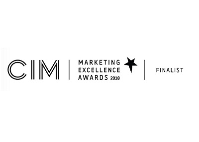 CIM Marketing Excellence Awards Finalist