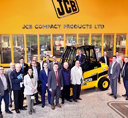 JCB launch BMF Regional Centre of Excellence in 2017