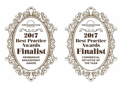 TAF Best Practice Awards  2017 finalists