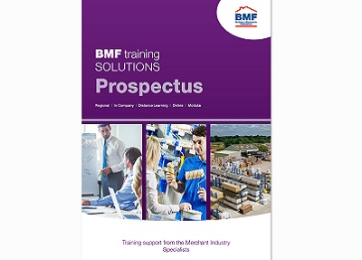 BMF Traning Solutions prospectus