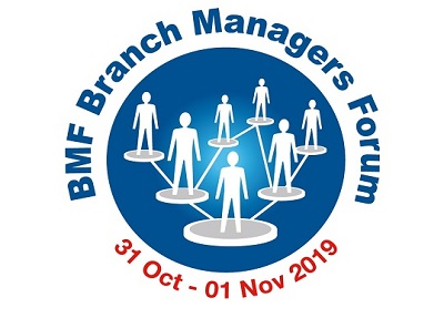 2 Day Branch Managers Forum - October 2019