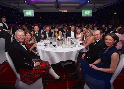 BMF Burns Supper 2018