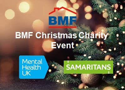 BMF Virtual Christmas Charity Event