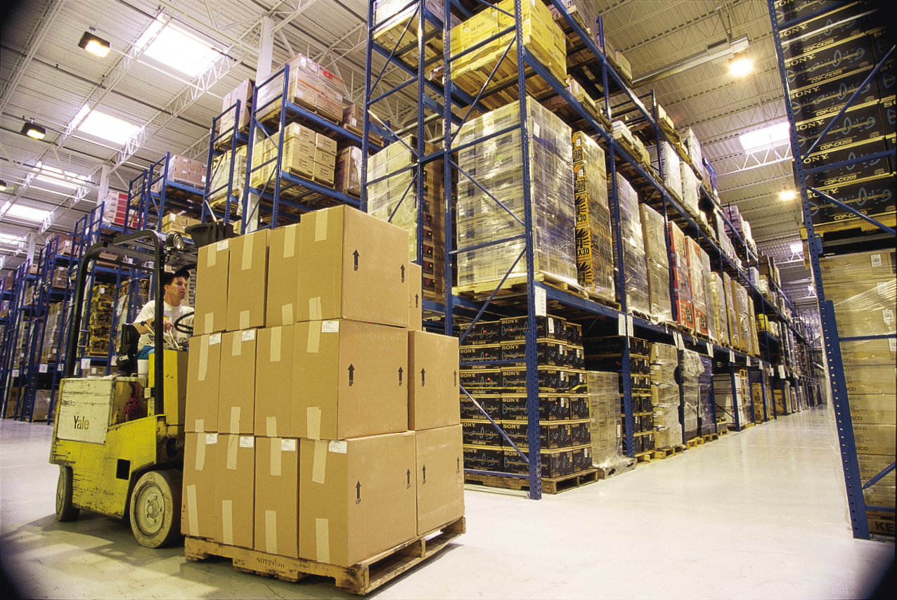 Apprenticeships: Warehousing and Storage