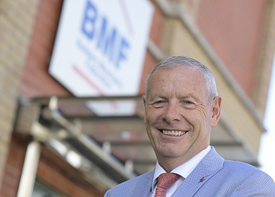Peter Hindle MBE, BMF Chairman