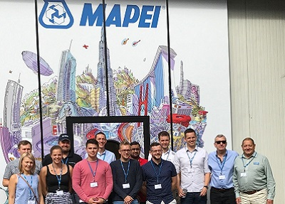 BMF Young Merchants at Mapei, Milan