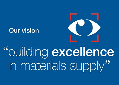 Building excellence in materials supply