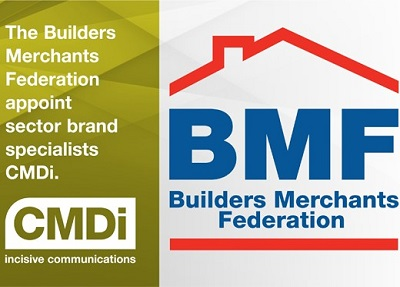 BMF appoint brand specialists CMDi