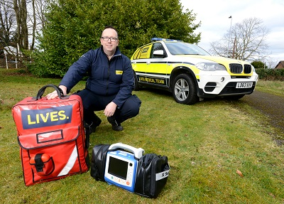 Lincs LIVES PPE first responders